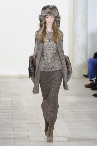 Показ Ralph Lauren на Неделе моды в Нью-Йорке | галерея [1] фото [42]