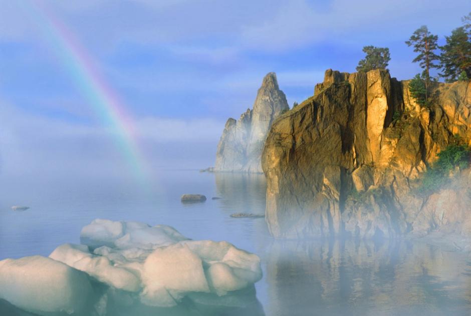 Озеро Байкал, Россия