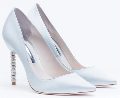 София Вебстер представила дебютную коллекцию свадебной обуви | галерея [2] фото [2]
