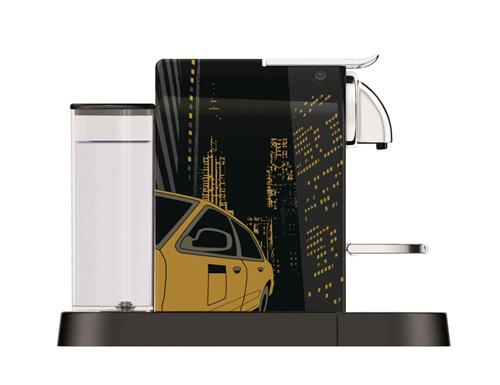 Nespresso CitiZdot: Нью-Йорк