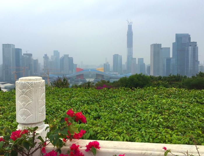 Гид по Китаю: противоречивый Шеньчжень