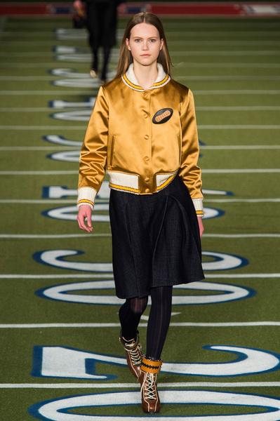 Показ Tommy Hilfiger на Неделе моды в Нью-Йорке | галерея [2] фото [13]