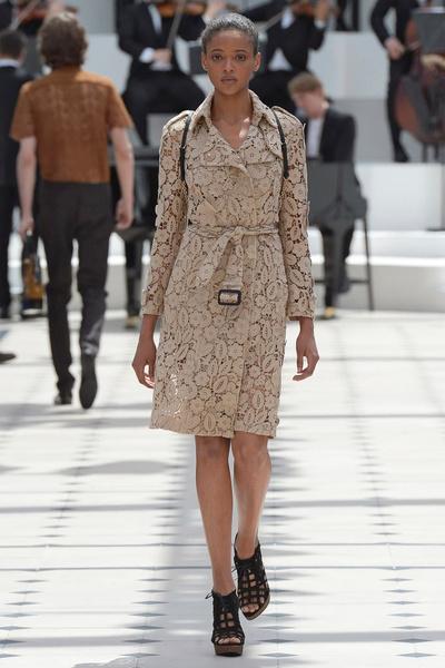 Показ Burberry Prorsum на Неделе мужской моды в Лондоне | галерея [3] фото [2]