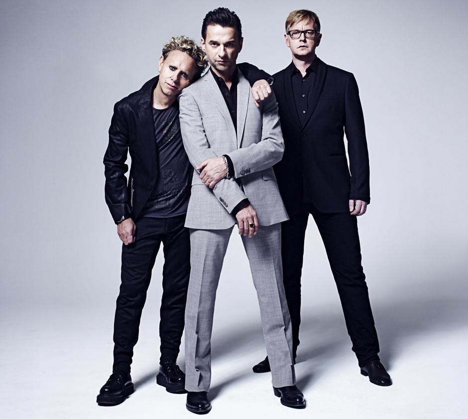 Концерт на бис: Depeche Mode в Москве