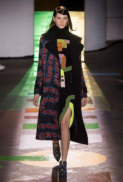 Неделя моды в Лондоне: день четвертый | галерея [2] фото [3]