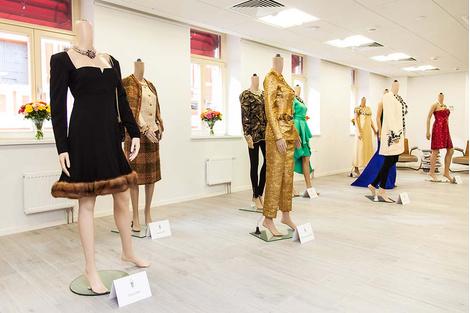 Первая выставка эксклюзивных сумок Hermès и винтажной одежды модных Домов в Москве | галерея [1] фото [1]