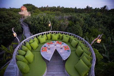 10 поводов отправиться на Мальдивы в отель Soneva Fushi | галерея [3] фото [4]
