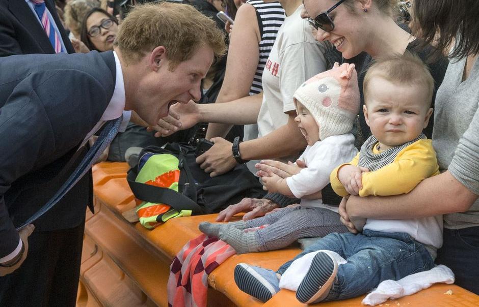 Принц Гарри признался, что готов к отцовству
