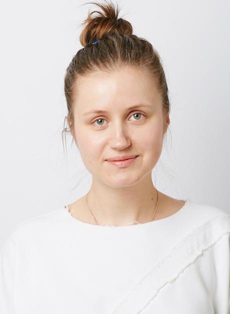 Анна Волкова, редактор моды