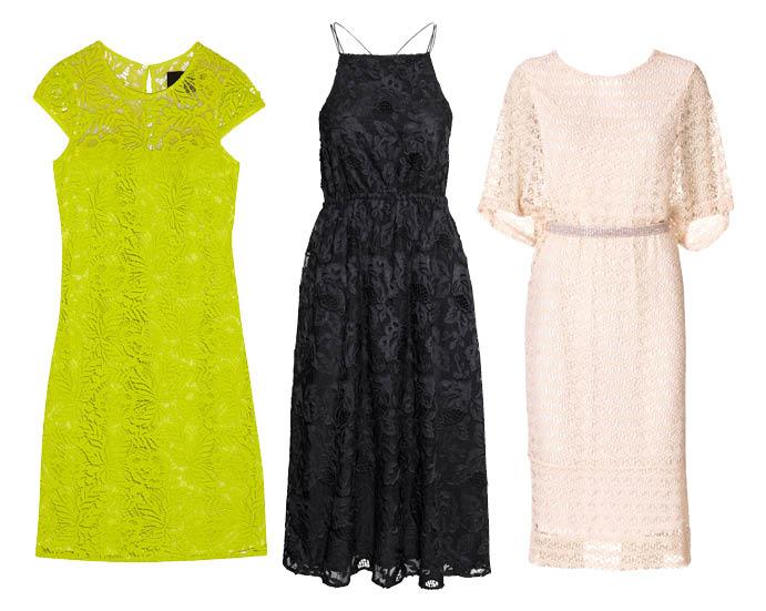 Выбор ELLE: J.Crew, H&M, By Malene Birger летние вечерние платья фото