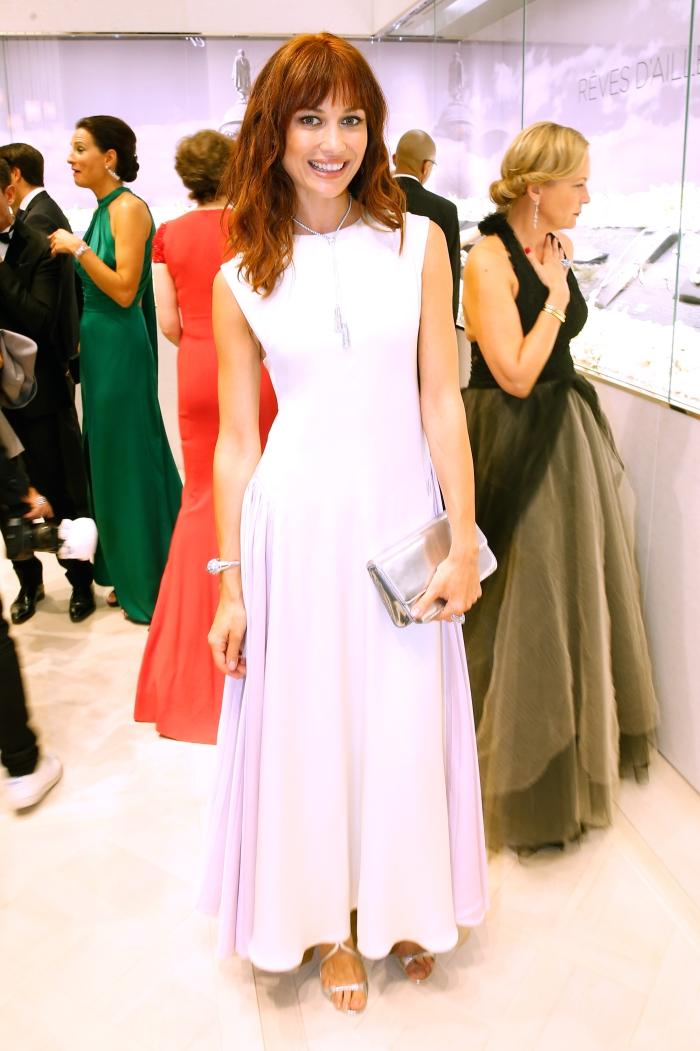 Вечернее платье от Christian Dior