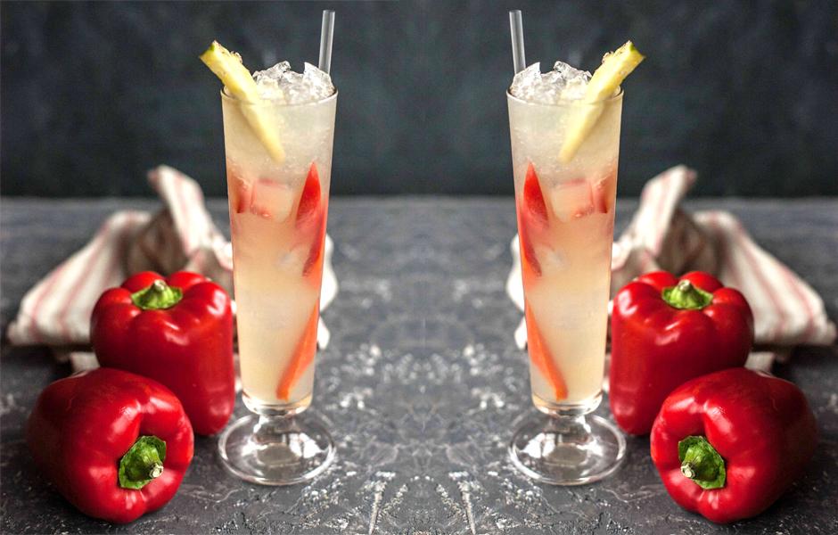 Лимонад «Сладкий перец»