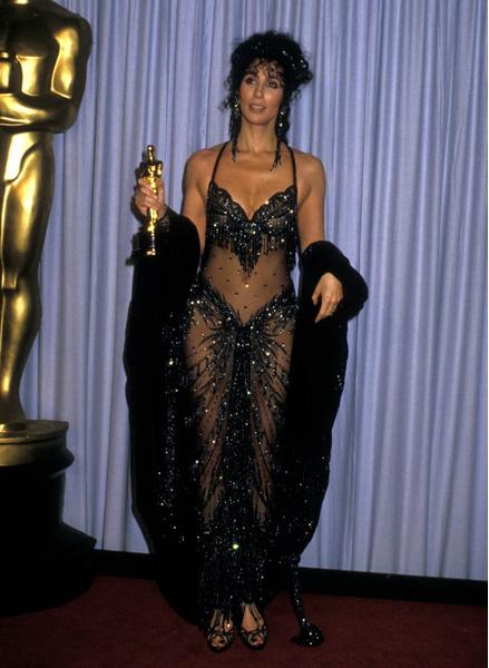 20 худших платьев за всю историю «Оскара» | галерея [1] фото [1]
