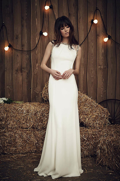 Лучшие коллекции Недели свадебной моды | галерея [6] фото [23]