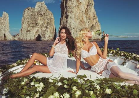 Не платьем единым: 8 лучших коллекций свадебного белья | галерея [4] фото [1]
