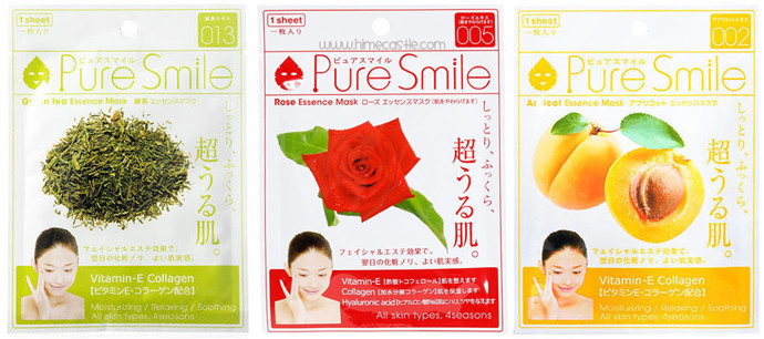 Pure Smile японская косметика