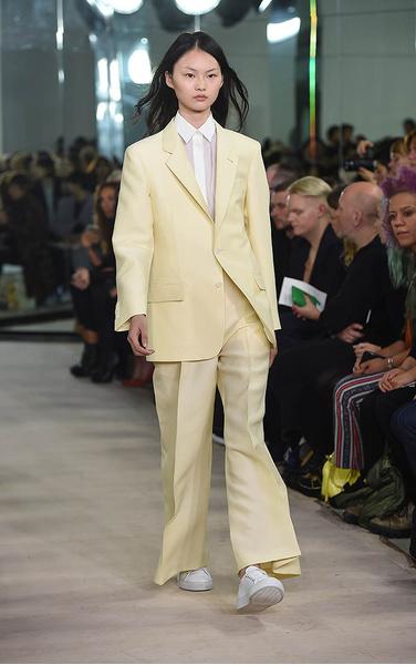Неделя моды в Лондоне: день четвертый | галерея [4] фото [7]