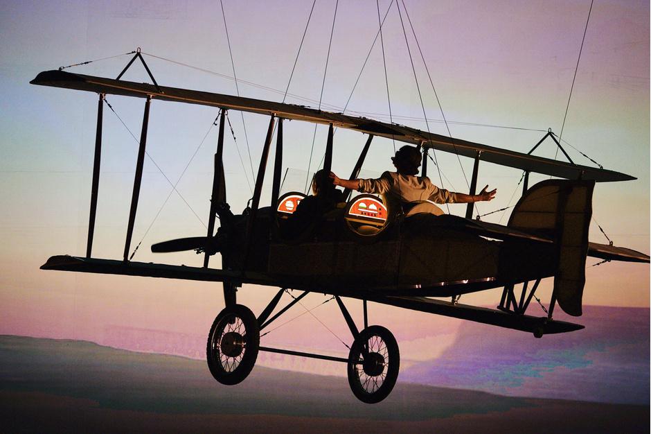 Новый сезон первого в мире 3D-мюзикла «Пола Негри»