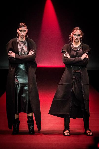 Молодые дизайнеры на Неделе моды в Москве | галерея [3] фото [7]