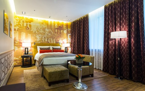 В Петербурге открылся бутик-отель Hotel Indigo