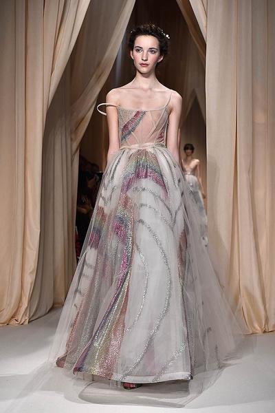 Показ Valentino Haute Couture | галерея [1] фото [21]