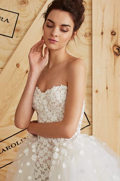 Лучшие коллекции Недели свадебной моды | галерея [7] фото [1]