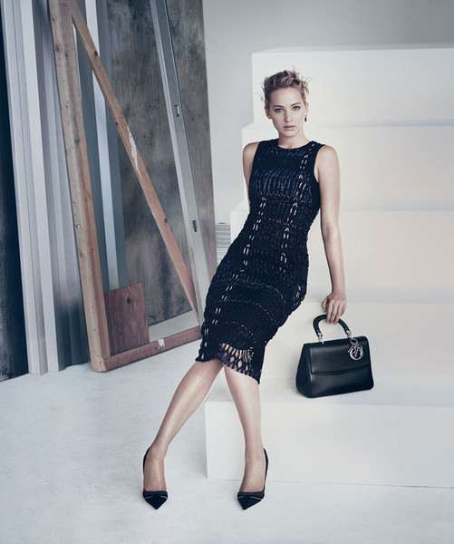 Дженнифер Лоуренс в рекламе сумок Be Dior | галерея [1] фото [1]