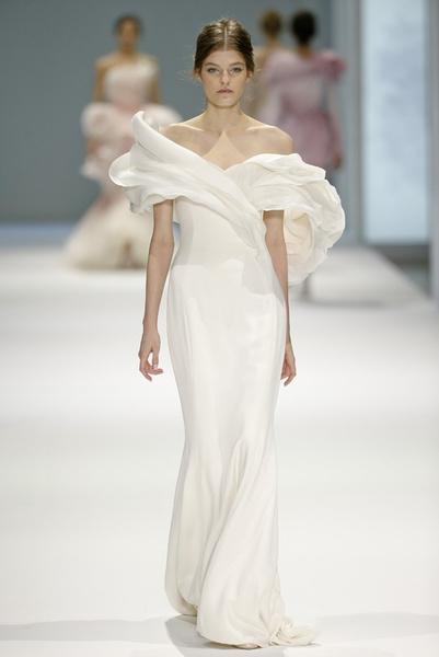 Лучшие свадебные платья из кутюрных коллекций | галерея [3] фото [3]