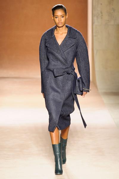 Показ Victoria Beckham на Неделе моды в Нью-Йорке | галерея [1] фото [11]