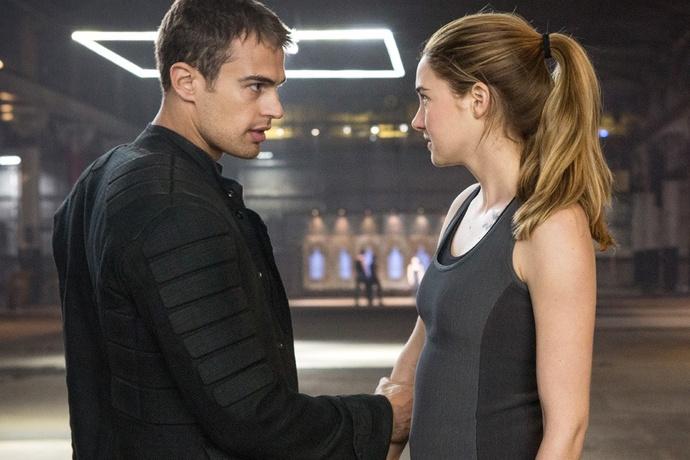 «Дивергент» (Divergent) антиутопия