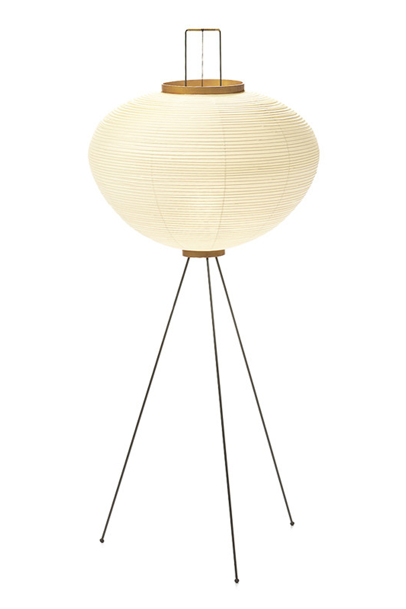 Бумажные светильники Исаму Ногучи