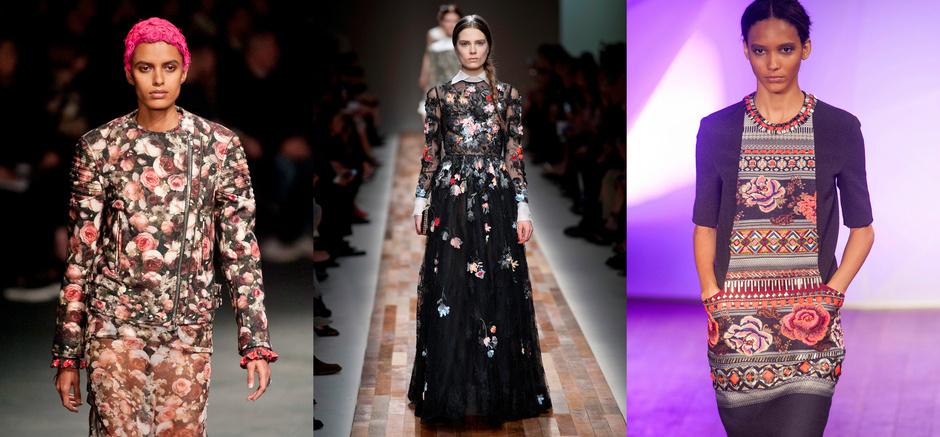 Givenchy, Valentino, Matthew Williamson