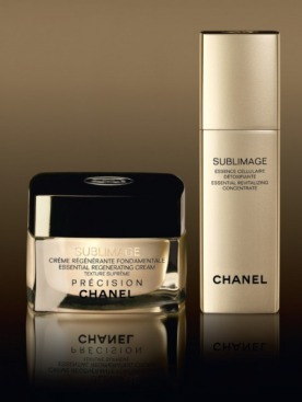 Крем и сыворотка Sublimage, Chanel,  необходимые для полного детокс-ритуала