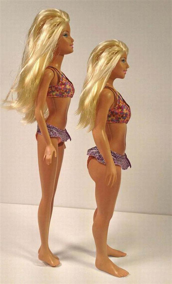 Барби против стандартов красоты