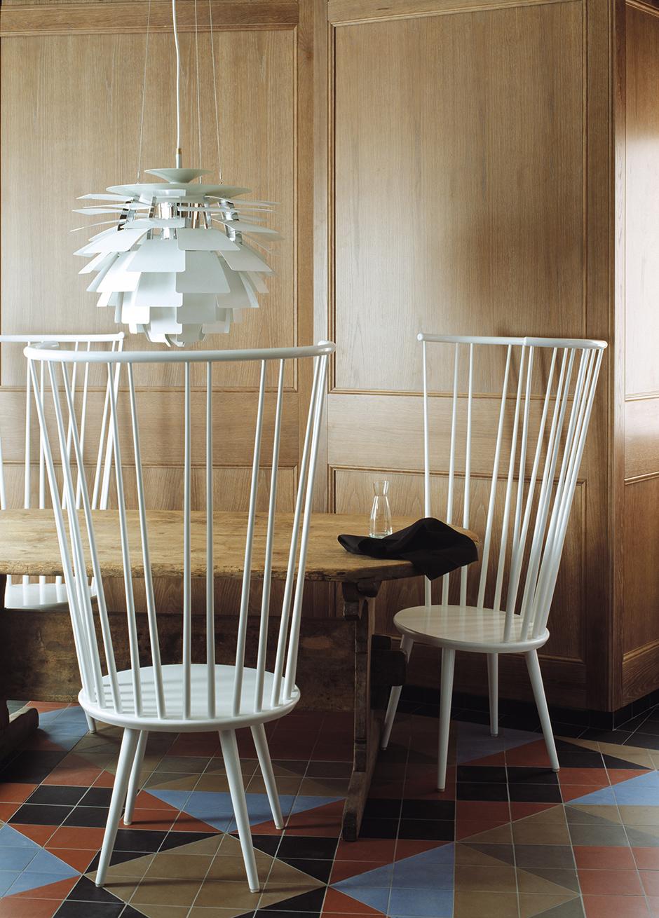 Интерьер отеля Matbaren в Стокгольме, интерьер от Илзе Кроуфорд, дизайнера года на M&O 2015.