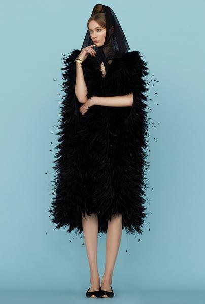 Ульяна Сергеенко представила новую коллекцию на Неделе высокой моды в Париже | галерея [1] фото [33]