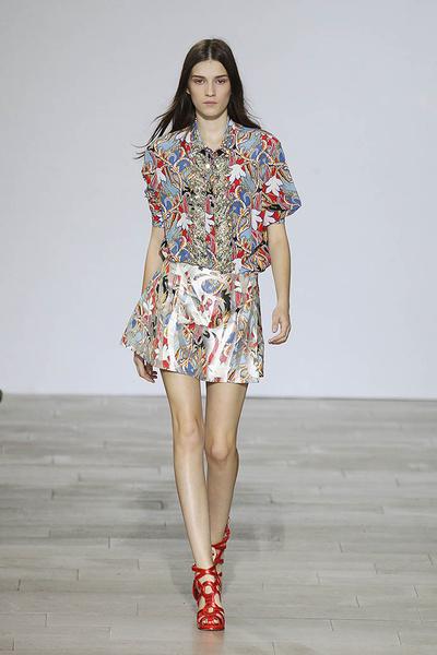 Неделя моды в Лондоне: день четвертый | галерея [1] фото [7]