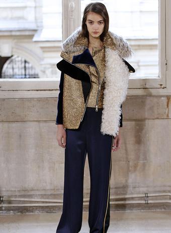 Bouchra Jarrar Couture, весна-лето 2016