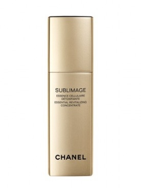 Chanel Sublimage essence concentrate