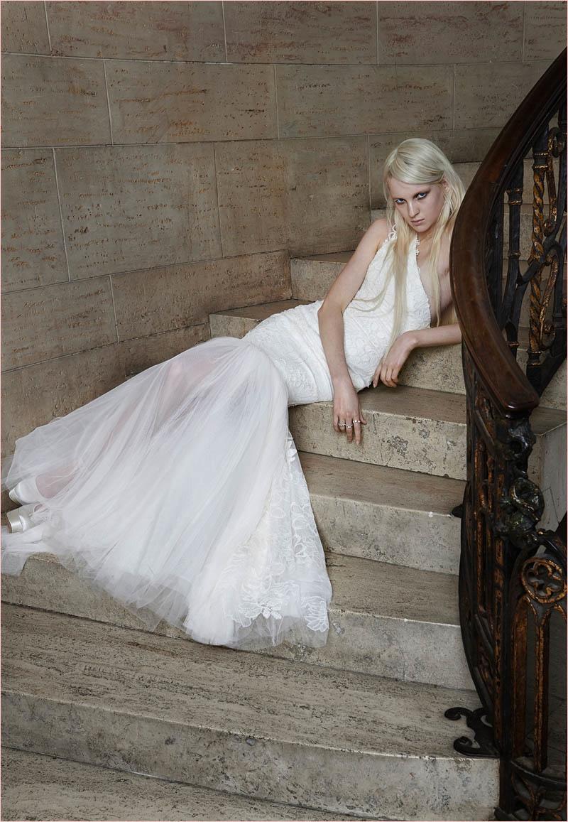 Платье на свадьбу от Vera Wang