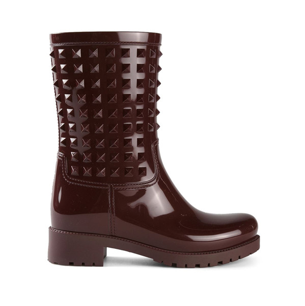 Шире шаг: модная резиновая обувь | галерея [1] фото [1]