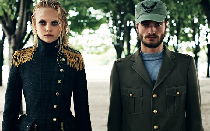 Cъемка Elle Russia