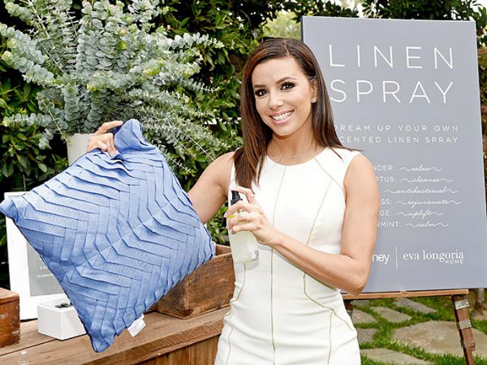 Ева Лонгория выпустила свою коллекцию текстиля для дома