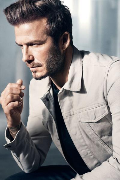 Дэвид Бекхэм выбрал любимые вещи от H&M | галерея [1] фото [6]