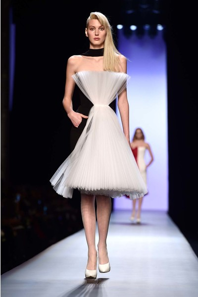 Показ Jean Paul Gaultier Couture | галерея [1] фото [43]