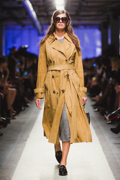 К зиме готовы: модный показ в ЦУМе | галерея [1] фото [26]