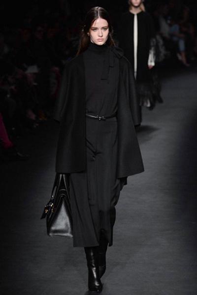 Неделя моды в Париже: показ Valentino ready-to-wear осень — зима 2015-2016 | галерея [1] фото [31]