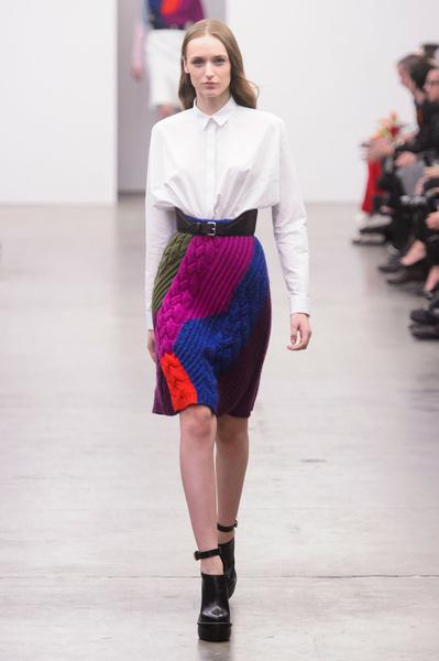 Неделя моды в Милане: 27 февраля | галерея [7] фото [15]
