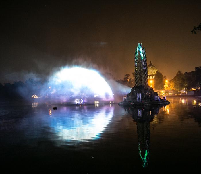 Midsummer Night's Dream: лучшие образы главной вечеринки лета