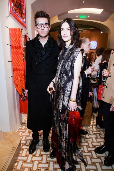 В Москве открылся один из самых больших бутиков Hermès в мире | галерея [1] фото [8]